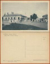 Asmara uffici della centrale elettrica