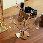 Metal Necklace earrings Ring Jewelry Display Holder Stand Rack Organizer