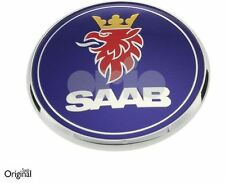 "Saab 9-3 - 9-5 Bonnet Badge ""Saab"" New Genuine 12844161"