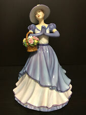 MINT W/TAG! Royal Doulton Figurine Pretty Ladies HAPPY BIRTHDAY 2011 - HN5428