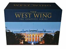 WEST WING COMPLETE SERIES 1 - 7 DVD BOX SET Season 1 2 3 4 5 6 7 Brand New UK