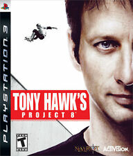 Tony Hawk's Project 8 USED SEALED (Sony Playstation 3) PS PS3 **FREE SHIPPING!!