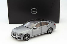 Mercedes-benz clase e (w213) AMG line selenit gris 1:18 iscale