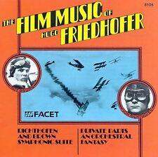 The Film Music of Hugo Friedhofer, New Music