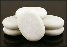 HOT STONE MASSAGE Set 6 MARMO FREDDO pietre 7.5 x5.5 x1.5