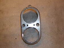 1973 Harley FX1200 Armaturenhalter gauge bracket cover