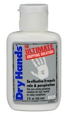 Dry Hands Ultimate Grip Solution 2oz (59ml) Bottle - Pole Dancing/Fitness/Golf
