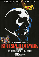 Blutspur im Park - Das Messer, special uncut Edition, DVD, new & sealed
