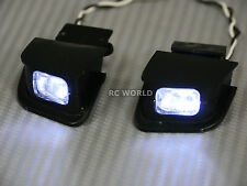 1/10 RC Car POP UP HEAD LIGHT W/ L.E.D Bulbs For Body Shell  MR2, 180SX, NSX