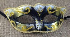 Masquerade masks with ribbon ties - popular - huge selection - many colours