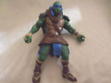 "GIANT 11"" TEENAGE MUTANT NINJA TURTLE PARAMOUNT PICTURES Leonardo Toy"