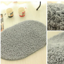 Non-slip Absorbent Soft Memory Foam Bath Bathroom Bedroom Floor Shower Mat Rug^