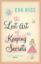 EVA RICE ____ THE LOST ART OF KEEPING SECRETS ___ BRAND NEW __ FREEPOST