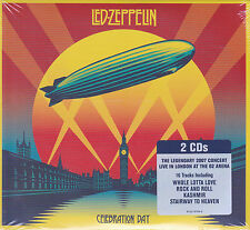 2cd_led Zeppelin-Celebration Day: Live 2007 (2 CD Digisleeve)
