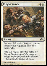 Knight Watch x4 EX/NM Gatecrash MTG Magic Cards White Common