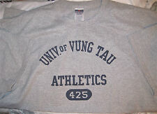 University of Vung Tau Athletics T Shirt Vietnam Large