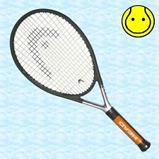 New Head Ti.S6 4-3/8 Grip STRUNG, Neat Head Poster Tennis Racquet Racket