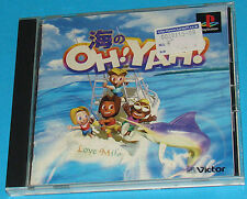 Umi No Oh! Yah! - Sony Playstation - PS1 PSX - JAP