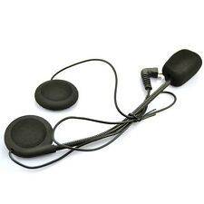 Wireless Headset for TCOM-SC W/Screen Bluetooth Motorbike Helmet 800M Intercom
