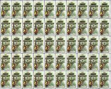 1984  SMOKEY THE BEAR - Full Mint -MNH- Sheet of 50 Vintage Postage Stamps