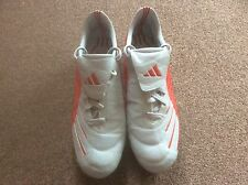 Homme adidas chaussures de football F10, uk 11, excellent état