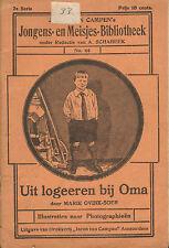 UIT LOOGEREN BIJ OMA - Marie Ovink-Soer (1917)