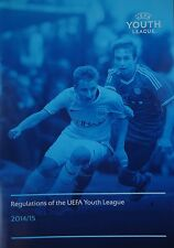 Regulations of the UEFA Youth League 2014/15