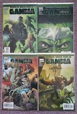 MARVEL COMICS GAMMA CORPS WORLD WAR HULK #1 2 3 4 COMPLETE SET SERIES