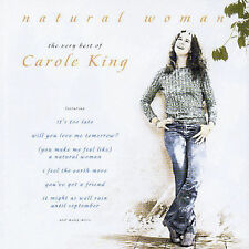 NATURAL WOMAN: THE VERY BEST OF CAROLE KING (NEW CD)