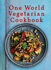 One World Vegetarian Cookbook-ExLibrary