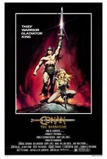 "CONAN THE BARBARIAN Movie Poster [Licensed-NEW-USA] 27x40"" Theater Size"