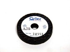 "American Made Grier Grinding Wheel 2"" x 3/8 x 3/8""  Knife Making ......(5-2-5)"
