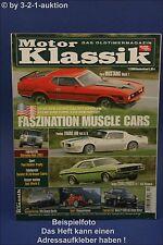 Motor Klassik 11/06  DB 280 E Challanger Mustang Trans