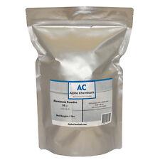 5 lb Aluminum Powder - 30 µ - 500 mesh  - Fine