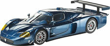 1:24 Mondo Motors Maserati MC 12 Blue Metal Diecast Road Race Car New & Boxed