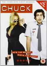Zachary Levi, Yvonne Straho...-Chuck: The Complete First Season  DVD NUOVO