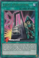 ♦Yu-Gi-Oh!♦ Carte d'Exécution (Card of Demise) : MIL1-FR014 -VF/ULTRA RARE-