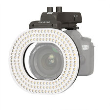 NANGUANG LED-Ringleuchte Video-Leuchte R160 Kopflicht Video Light Ringlicht