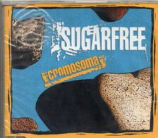 SUGARFREE CD single SIGILLATO 2 tracce 2005 Cromosoma + Vers.strumentale