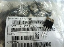 2SD313 Planar Type Silicon Transistor for AF Power Amplifier LOT OF 25