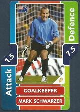 TOPPS MATCH ATTAX WORLD CUP 2006- #040-AUSTRALIA-MARK SCHWARZER