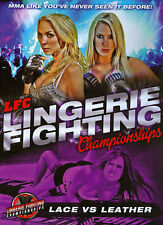 Lingerie Fighting Championships: Lace vs DVD