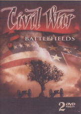 US Civil War - Battlefields  DVD***NEW***
