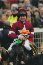 CONOR O'DWYER WAR OF ATTRITION HAND SIGNED 6X4 PHOTO CHELTENHAM GOLD CUP 2006 1.