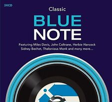 CLASSIC BLUE NOTE - NEW 3CD SET