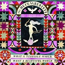 THE DECEMBERISTS - WHAT A TERRIBLE WORLD,WHAT A BEAUTIFUL WORLD  CD NEU