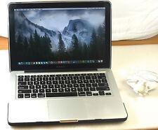 """Apple Macbook Pro 13.3"""" 2.3 GHz Core i5, 320GB HDD, 4GB RAM, - MC700LL B Grade"""