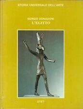 L'Egitto Le Civiltà Antiche e Primitive Utet Torino 1981