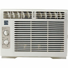 Kenmore 87050 5000 BTU 115V Window-Mounted Mini-Compact Air Conditioner Free Shi
