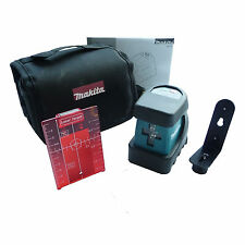 MAKITA LASER Line laser level SK102Z INCL. POCKET + WALL HOLDER + GOAL